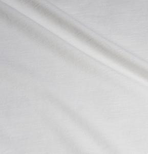 Bilde av  hvit jersey 100 % øko bomull